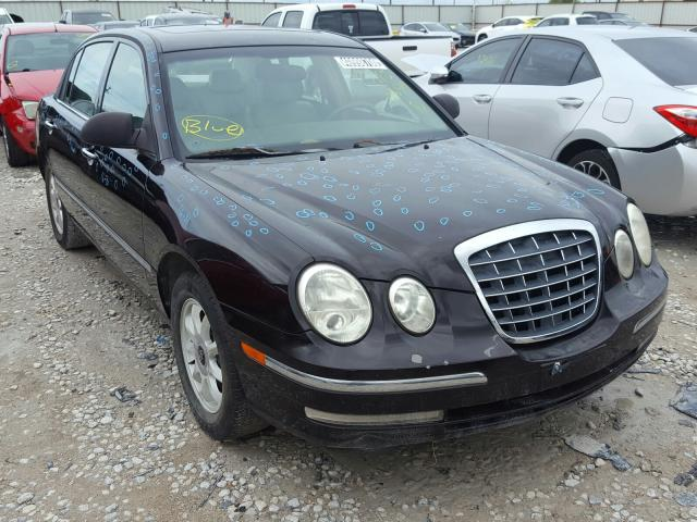 KIA salvage cars for sale: 2006 KIA Amanti