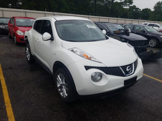 Nissan salvage cars for sale: 2014 Nissan Juke S