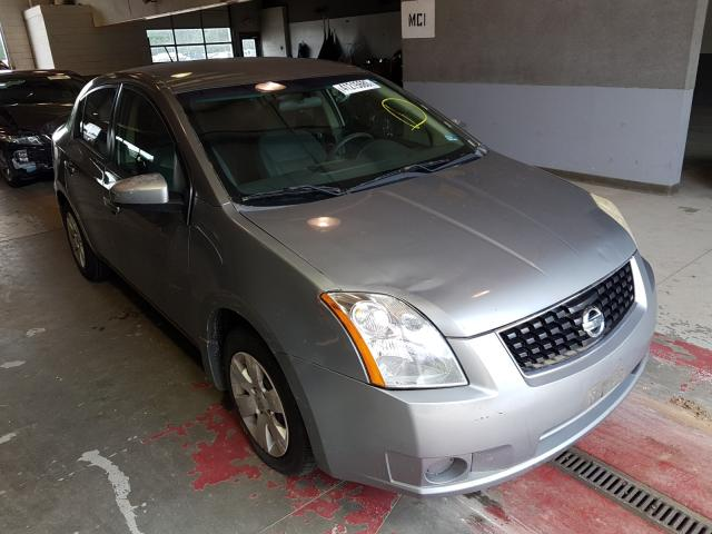 Salvage cars for sale from Copart Sandston, VA: 2008 Nissan Sentra 2.0