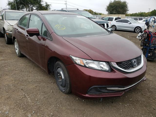 2015 Honda Civic LX for sale in San Diego, CA