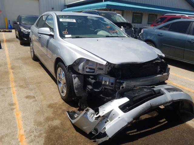 Salvage cars for sale from Copart Pekin, IL: 2012 Chevrolet Malibu 2LT