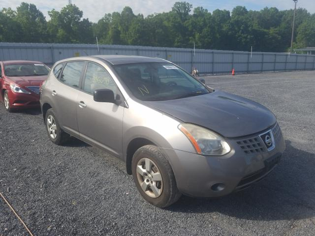 Salvage cars for sale from Copart York Haven, PA: 2009 Nissan Rogue S