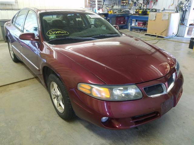 Salvage cars for sale from Copart Avon, MN: 2002 Pontiac Bonneville