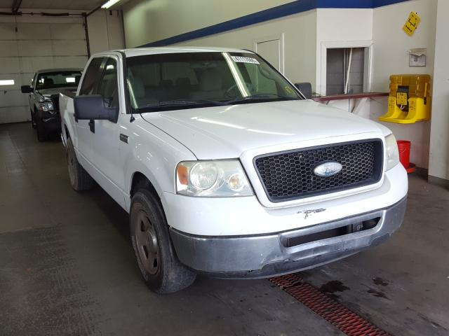 Ford F150 Super salvage cars for sale: 2006 Ford F150 Super