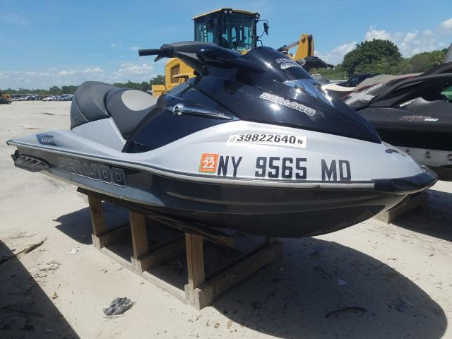 Salvage cars for sale from Copart Punta Gorda, FL: 2006 Seadoo GTX Limited
