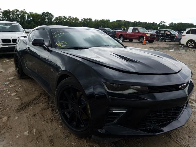 2016 Chevrolet Camaro SS for sale in Houston, TX