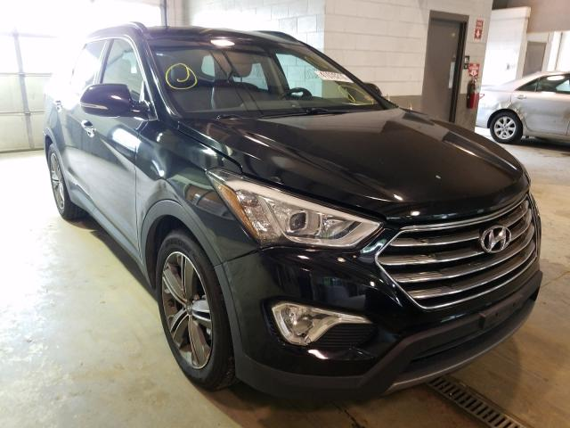 Hyundai Santa FE L salvage cars for sale: 2013 Hyundai Santa FE L