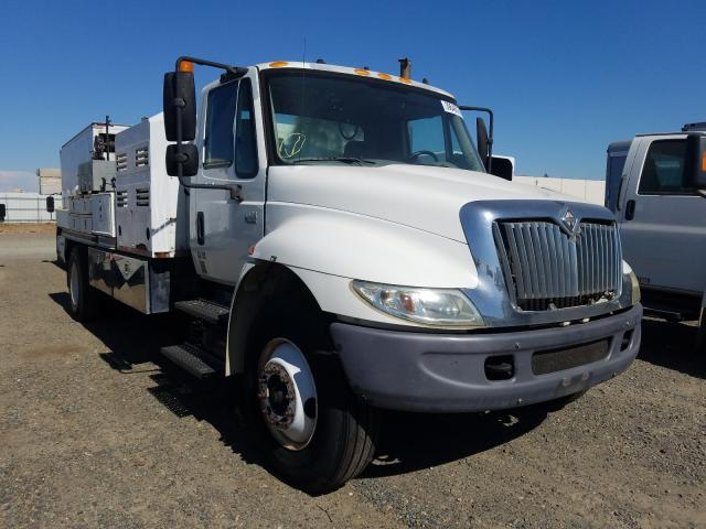 International salvage cars for sale: 2002 International 4000 4400