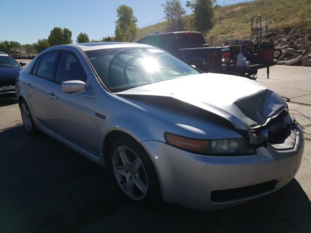 Vehiculos salvage en venta de Copart Littleton, CO: 2005 Acura TL