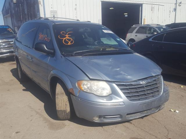 2005 Chrysler Town & Country for sale in Chicago Heights, IL