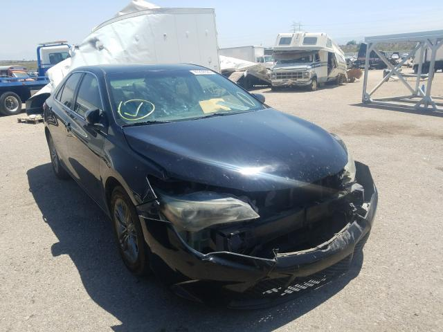Salvage cars for sale from Copart Tucson, AZ: 2015 Toyota Camry LE