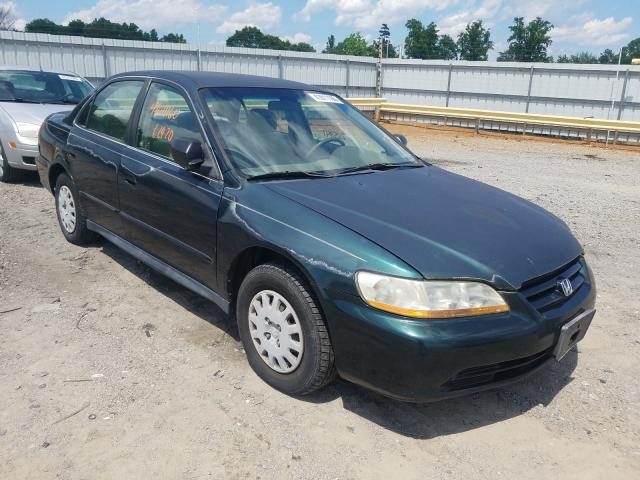 Honda Accord VAL salvage cars for sale: 2001 Honda Accord VAL