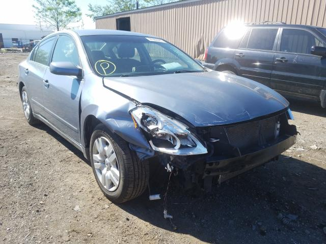 Salvage cars for sale from Copart Hammond, IN: 2012 Nissan Altima Base