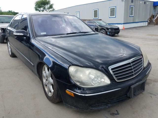 Salvage cars for sale from Copart Duryea, PA: 2005 Mercedes-Benz S 500 4matic