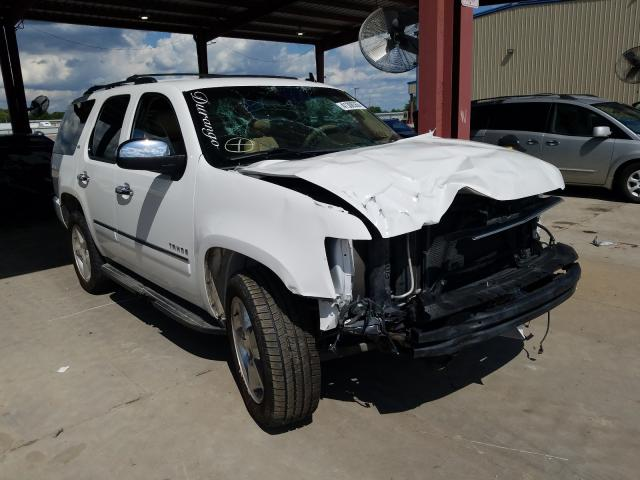 Chevrolet Tahoe C150 salvage cars for sale: 2014 Chevrolet Tahoe C150