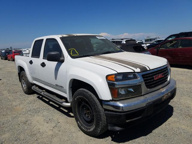 GMC Canyon salvage cars for sale: 2005 GMC Canyon