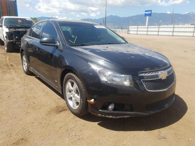 Vehiculos salvage en venta de Copart Colorado Springs, CO: 2014 Chevrolet Cruze LT