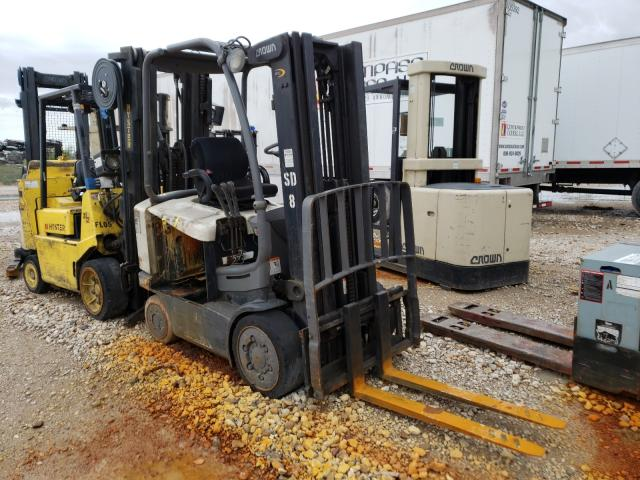 Crownline salvage cars for sale: 2008 Crownline Forklift
