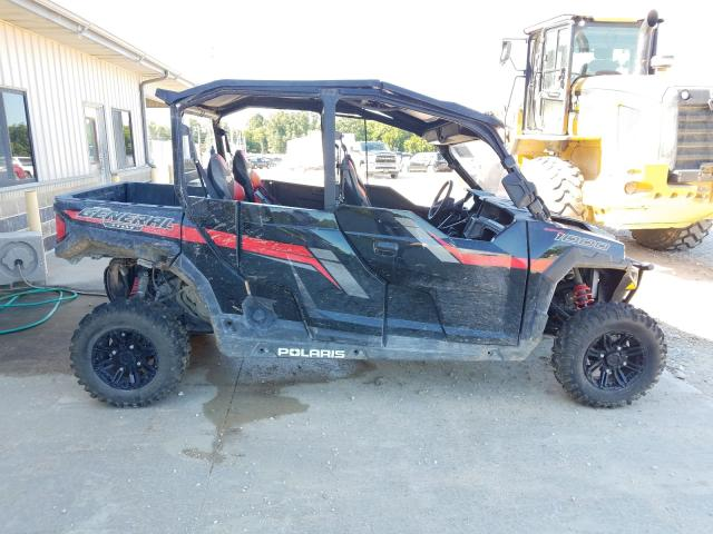Polaris salvage cars for sale: 2018 Polaris General 4