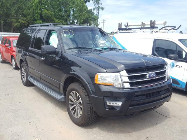 Salvage cars for sale from Copart Dunn, NC: 2015 Ford Expedition