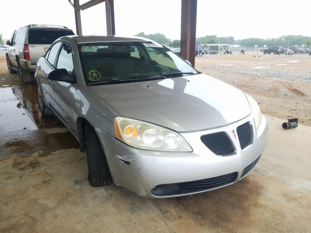 Pontiac salvage cars for sale: 2007 Pontiac G6 Base