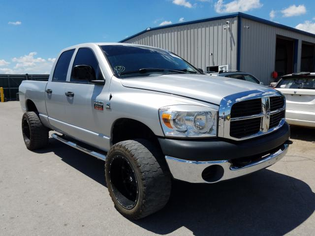 Salvage cars for sale from Copart Sikeston, MO: 2007 Dodge RAM 2500 S