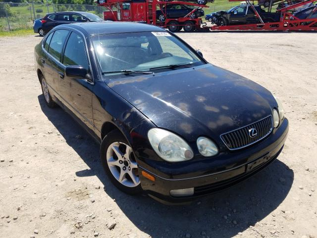 Lexus salvage cars for sale: 2001 Lexus GS 430