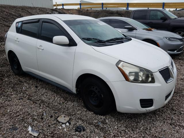 Pontiac salvage cars for sale: 2009 Pontiac Vibe