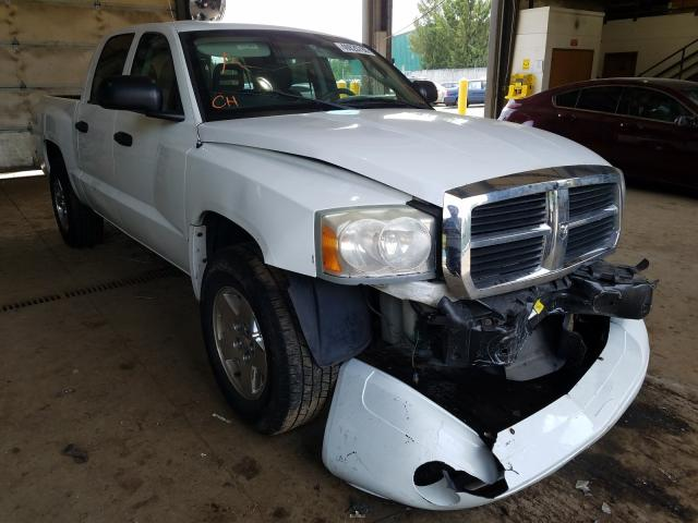 Dodge Dakota Quattro salvage cars for sale: 2006 Dodge Dakota Quattro