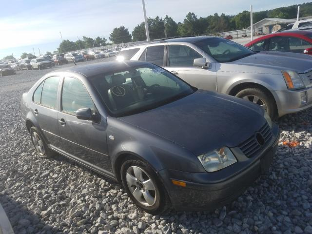 Salvage cars for sale from Copart Prairie Grove, AR: 2003 Volkswagen Jetta GLS