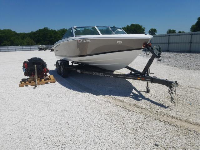 Salvage boats for sale at Prairie Grove, AR auction: 2014 Cobalt 220