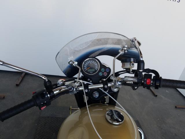 SMT900K11CT522041 2012 TRIUMPH MOTORCYCLE BONNEVILLE
