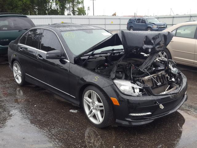 2011 Mercedes-benz C 350 3.5. Lot 41173850 Vin WDDGF5GB0BR143326