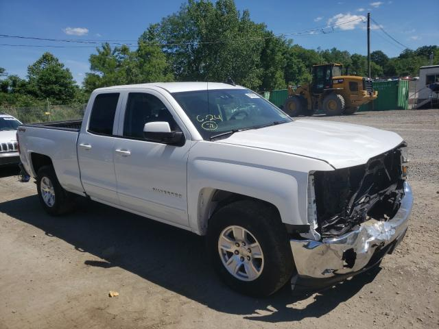 Salvage cars for sale from Copart Marlboro, NY: 2018 Chevrolet Silverado