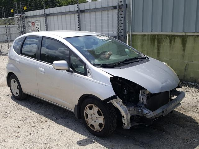 Salvage cars for sale from Copart Hampton, VA: 2013 Honda FIT