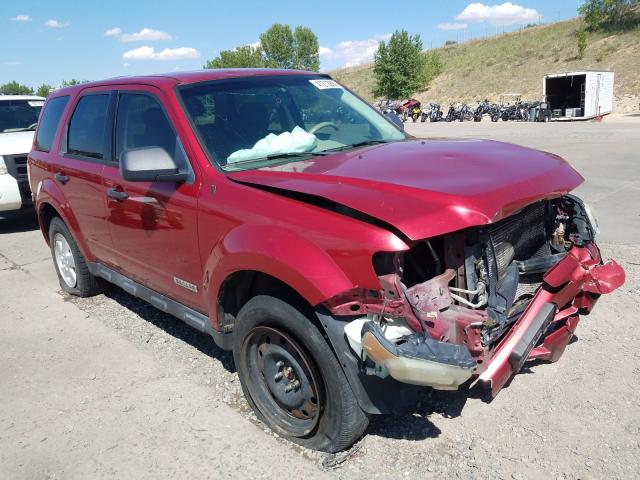 Vehiculos salvage en venta de Copart Littleton, CO: 2008 Ford Escape XLS