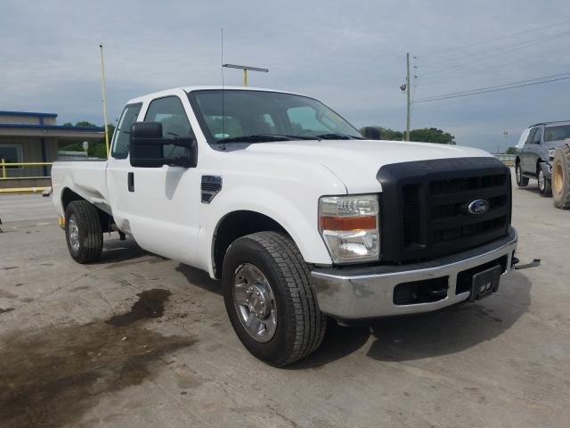 Ford F250 Super salvage cars for sale: 2009 Ford F250 Super