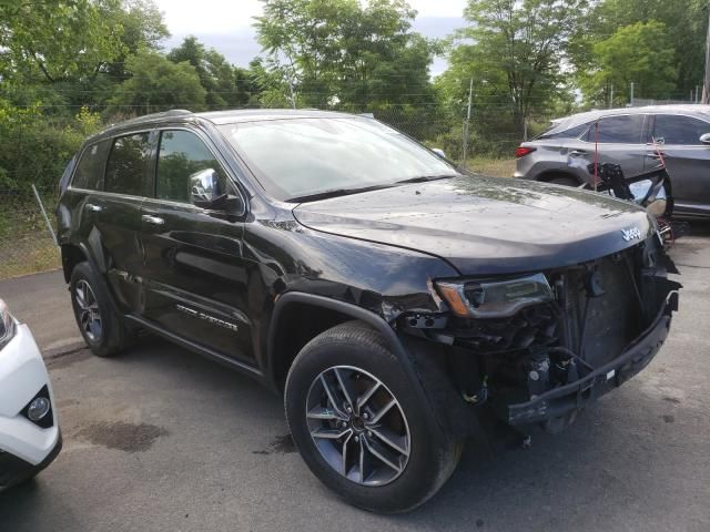 Salvage cars for sale from Copart Marlboro, NY: 2018 Jeep Grand Cherokee