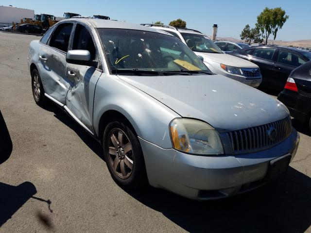 Mercury salvage cars for sale: 2006 Mercury Montego LU