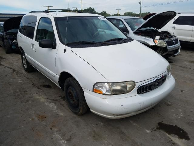 Mercury Villager salvage cars for sale: 1999 Mercury Villager