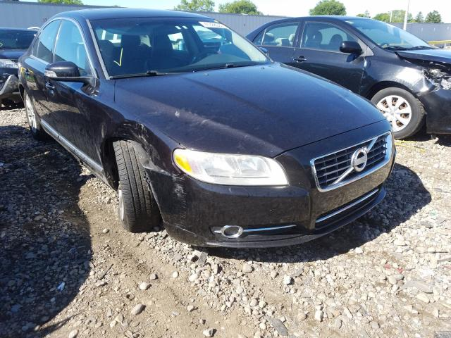 Volvo salvage cars for sale: 2010 Volvo S80 3.2