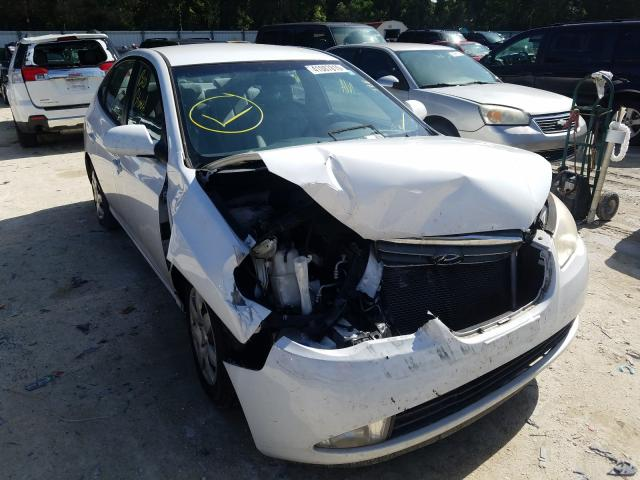 Salvage cars for sale from Copart Ocala, FL: 2007 Hyundai Elantra GL