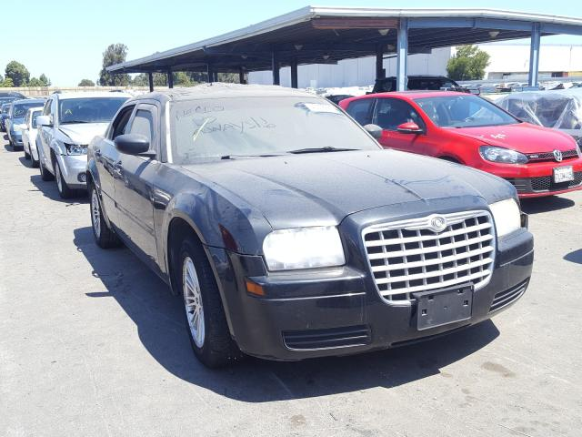 Salvage cars for sale from Copart Hayward, CA: 2005 Chrysler 300
