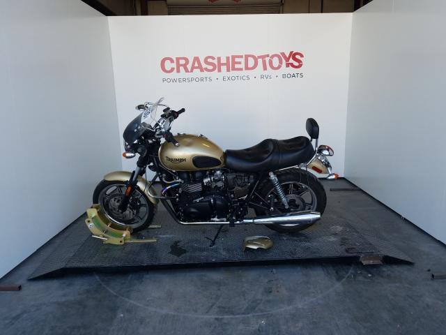 купить 2012 TRIUMPH MOTORCYCLE BONNEVILLE  SMT900K11CT522041