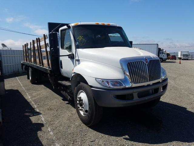 International salvage cars for sale: 2020 International MV607