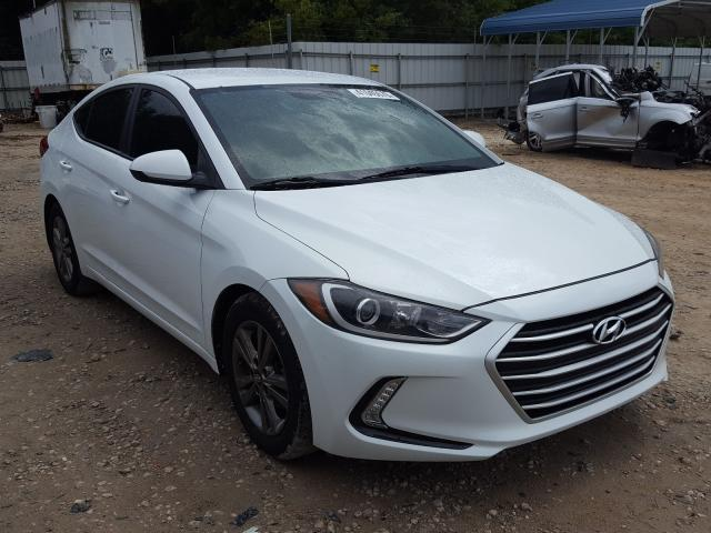 Salvage cars for sale from Copart Midway, FL: 2017 Hyundai Elantra SE