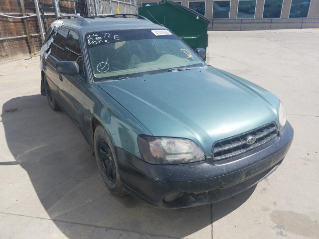 Subaru salvage cars for sale: 2001 Subaru Legacy Outback