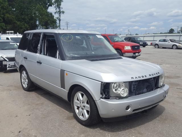 Salvage cars for sale from Copart Dunn, NC: 2004 Land Rover Range Rover