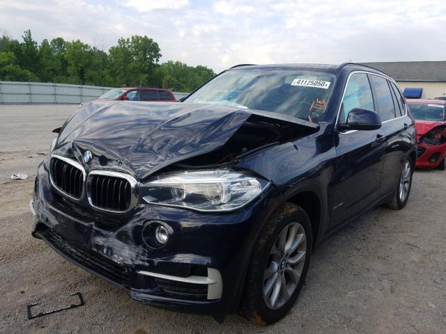 из сша 2016 BMW X5 XDRIVE35I 5UXKR0C56G0S93658
