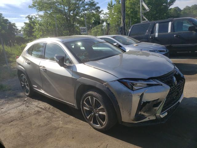 Salvage cars for sale from Copart Marlboro, NY: 2019 Lexus UX 250H